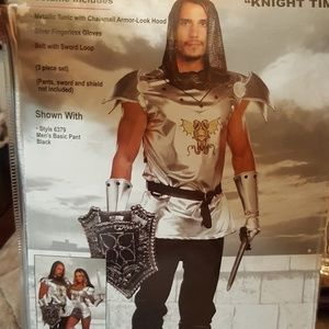 Dreamguy Knight Time Men's Halloween Costume XXL